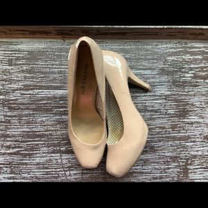 Getta Cream Madden Girl Heels